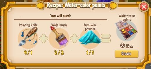 golden-frontier-watercolor-paints-recipe