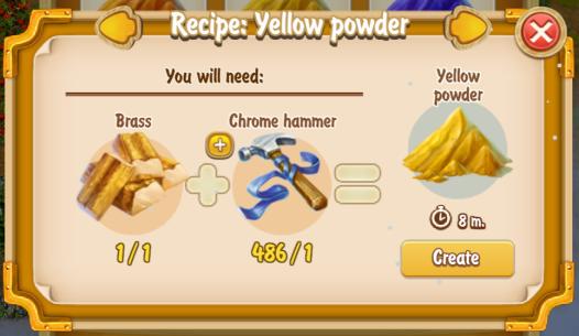 golden-frontier-yellow-powder-recipe