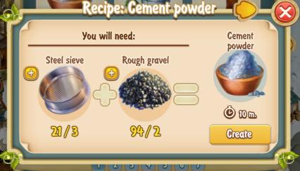 goldeb-frontier-cement-powder-recipe-prospectors-store