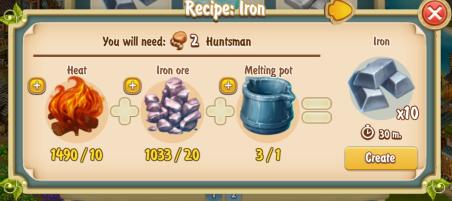 goldeb-frontier-iron-x10-recipe-foundry