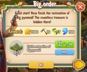 golden-frontier-big-order-quest