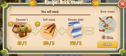 golden-frontier-brick-trowel-recipe-prospectors-store