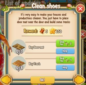 golden-frontier-clean-shoes-quest