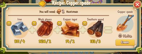golden-frontier-copper-spade-recipe-smithy