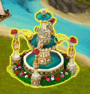golden-frontier-cupid-fountain