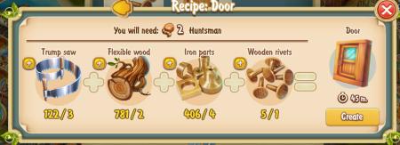 golden-frontier-door-recipe-sawmill