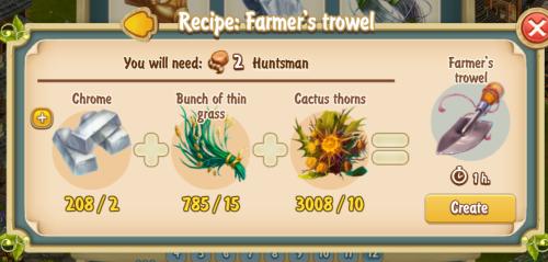 golden-frontier-farmers-trowel-recipe-smithy
