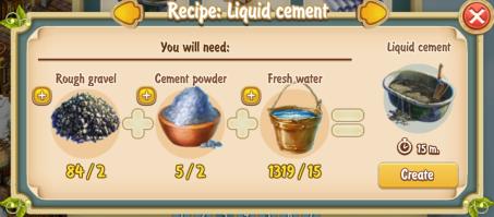 golden-frontier-liquid-cement-recipe