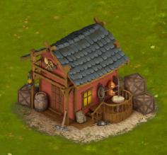 golden-frontier-miners-house