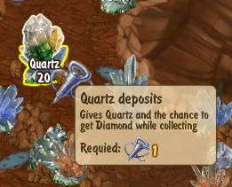 golden-frontier-pick-hammer-to-clear-quartz-deposit