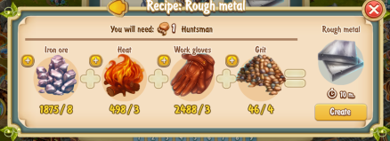 golden-frontier-rough-metal-recipe-smithy