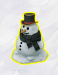 golden-frontier-snowman-in-bowler-hat