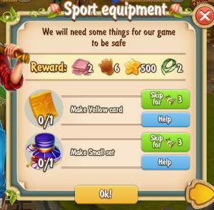 golden-frontier-sport-equipment-quest