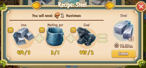 golden-frontier-steel-x3-recipe-foundry