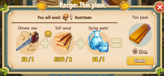 golden-frontier-thin-plank-recipe-workshop