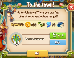golden-frontier-to-the-town-quest