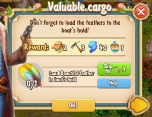 golden-frontier-valuable-cargo-quest